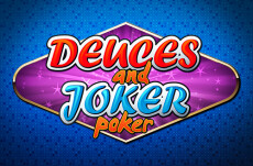 Deuces and Joker Poker